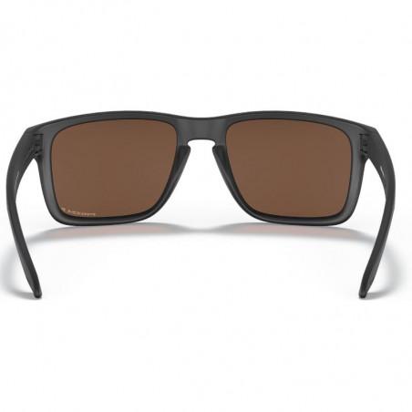Oakley Holbrook XL Polished Black - Prizm 24K Polarized