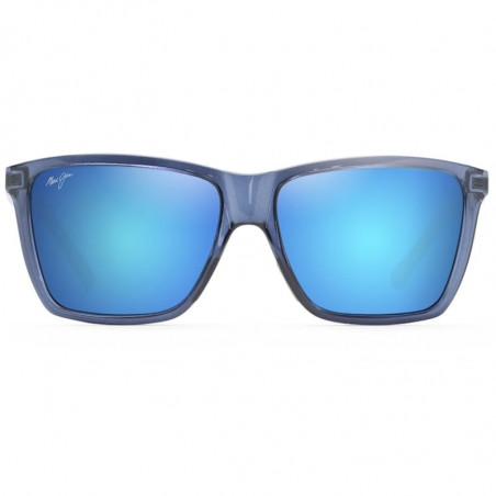 Maui Jim Cruzem Bleu translucide foncé