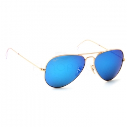 Aviator Gold Matte
