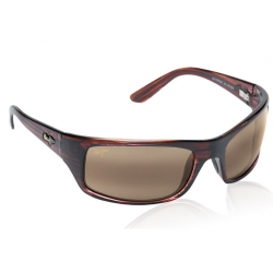 Maui Jim Peahi Ecaille Bordeaux