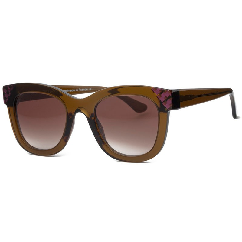 thierry lasry chromaty green lunettes de soleil funoptic. Black Bedroom Furniture Sets. Home Design Ideas