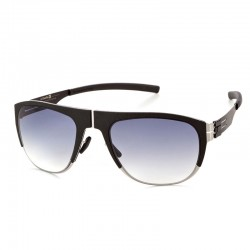 Arnouxstrasse Chrome Black / Black Clear