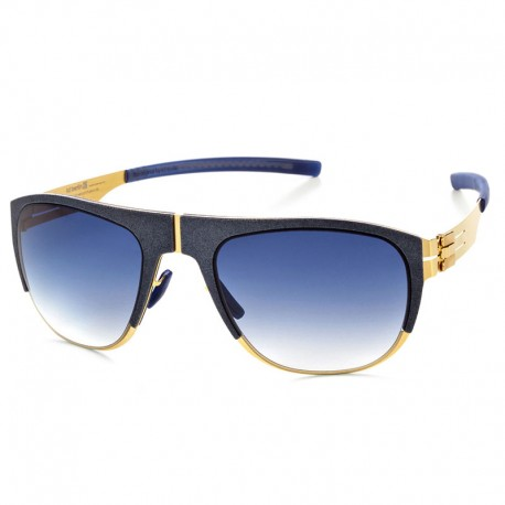 Arnouxstrasse Matte Gold Anthracite / Night Clear