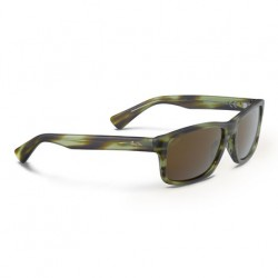 Maui Jim McGregor Point Matte Olive Tortoise