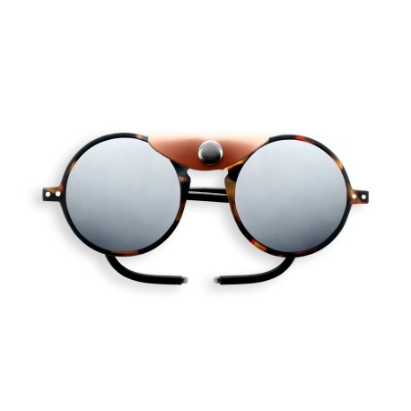 Sun Glacier Tortoise with Mirror Lenses