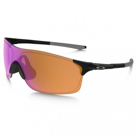 Oakley EVZero Pitch Polished Black with Prizm trail
