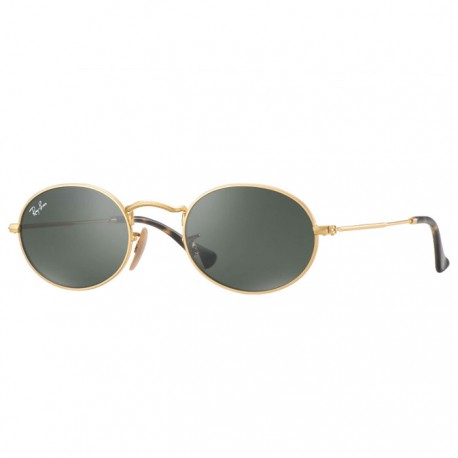Ray Ban Oval Flat Or