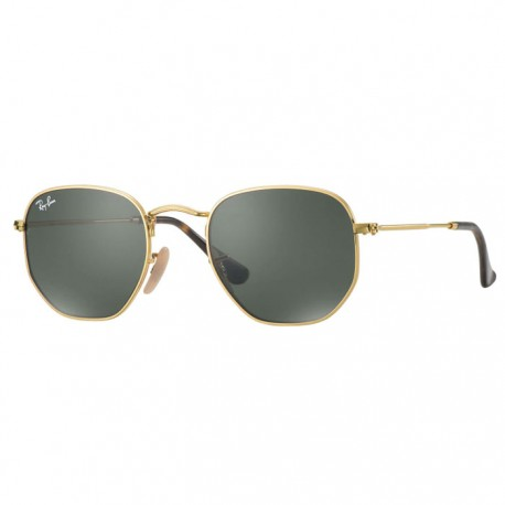 Ray Ban Hexagonal Flat Or