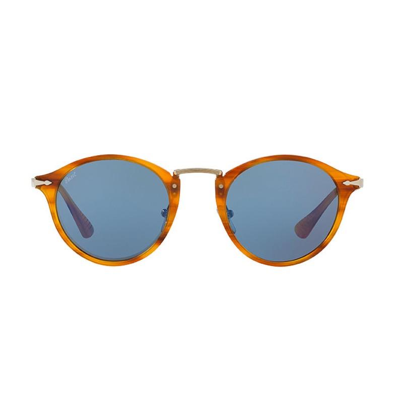 Persol 3166 marron ray lunettes de soleil funoptic - Verre lunette raye assurance ...