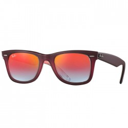 Ray-Ban Original Wayfarer Floral Rose Marron
