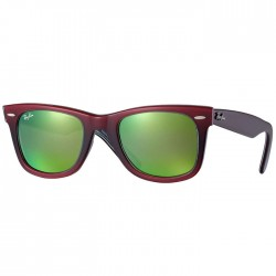 Ray-Ban Original Wayfarer Pixel Rouge Marron