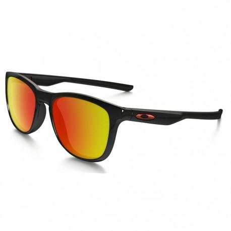 Oakley Trillbe X Polished Black - Lunettes de soleil Funoptic 32c7358539d6