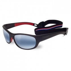 Vuarnet Cup Medium Black - Blue Polarlynx