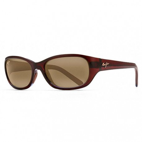 Maui Jim Kuiaha Bay Rootbeer Blue