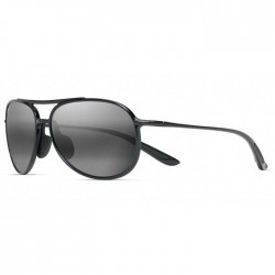 Maui Jim Alelele Bridge Noir Brillant