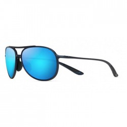 Maui Jim Alelele Bridge Bleu Mat