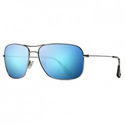 Maui Jim Breezeway Silver Blue Hawaï