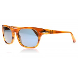 Persol 3072 Striped Brown Film Noir Edition