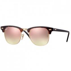 Ray Ban Clubmaster Flash Gradient Havana