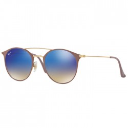 Ray Ban 3546 Marron clair et Or