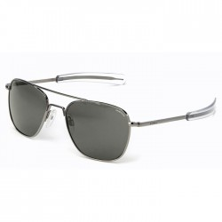 Aviator Gun Metal Bayonet Gray