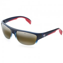 Vuarnet Racing Large Bleu & Rouge - Skilynx