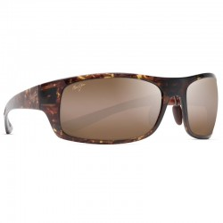 Maui Jim Big Wave Olive Tortoise