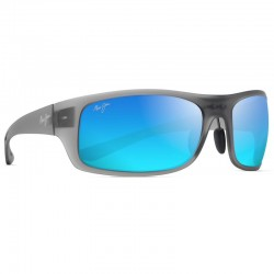 Maui Jim Big Wave Translucent Matte Grey