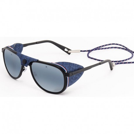 Vuarnet 1315 Noir Flag - Blue Polar