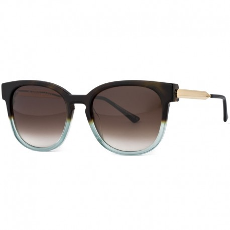 Theirry Lasry Neuroty Tortoise, Green & Gold