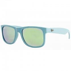 Ray Ban 4165 Matte Turquoise