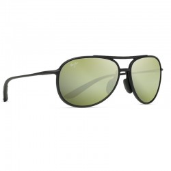 Maui Jim Alelele Bridge Noir Mat
