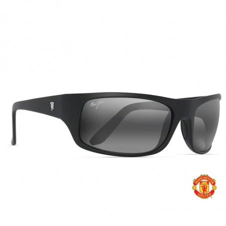Maui Jim Peahi Noir Mat Manchester United