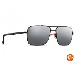 Maui Jim Compass Matte Black Manchester United