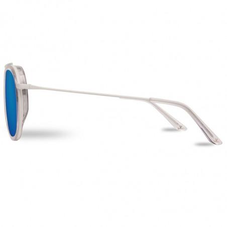 Vuarnet Edge Ronde Cristal - Grey Polar Blue Flash