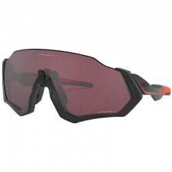 Oakley Flight Jacket Matte Black / Red