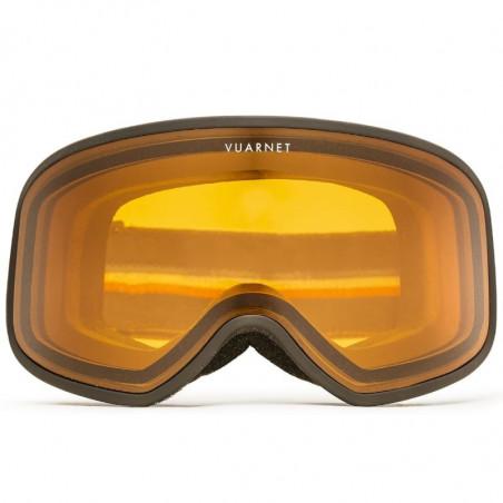 Vuarnet Masque de Ski 1920 Noir Mat