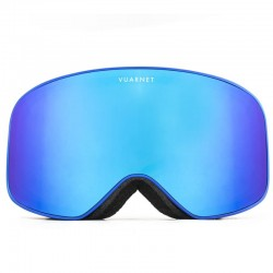 Vuarnet Masque de ski 2020 Matte Blue