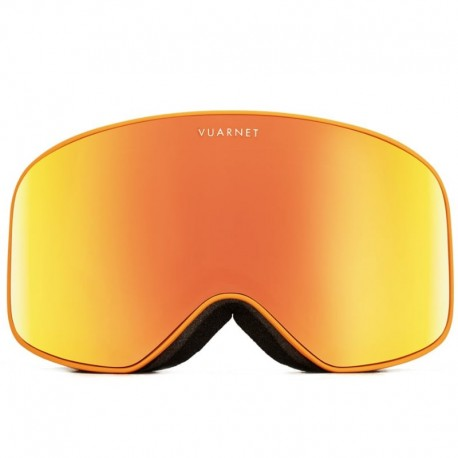 Vuarnet Masque de ski 2020 Matte Orange